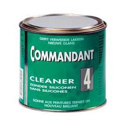 CLEANER * COMMANDANT